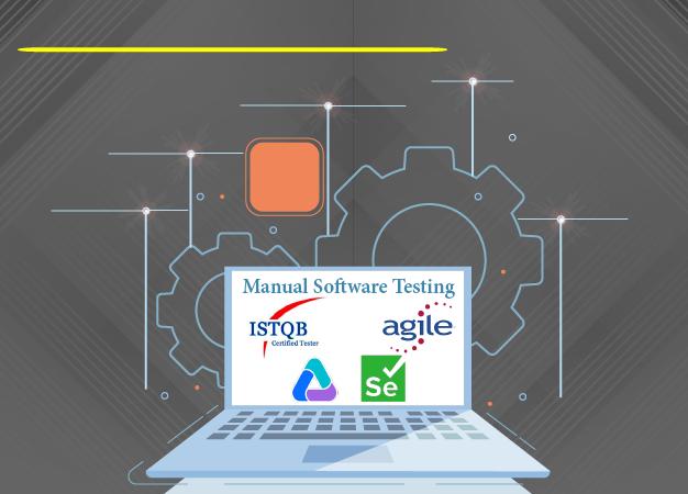 Manual+Automation Software Testing Training Noida