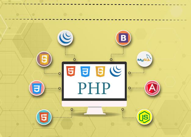 PHP Full Stack Developer Training in Noida